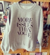 top,tumblr sweater,tumblr outfit,graphic tee,style,grey sweater