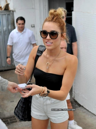 jewels half moon necklace pendant miley cyrus necklace