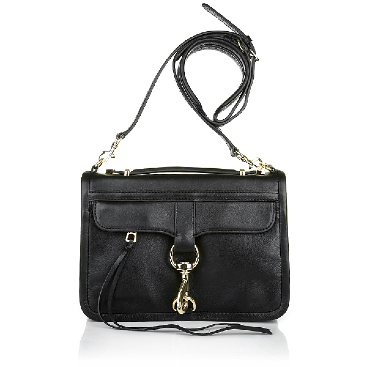 Rebecca minkoff bowery crossbody black cross body bags bei fashionette