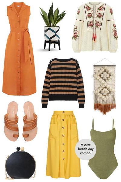 cocos tea party blogger shirt dress blouse sweater shoes bag skirt swimwear