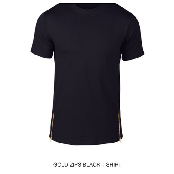 black style black shirt zipper gold women tshirts man t-shirt dope dope shit dope af dope shirt dopeness dope outfit dope girls streetwear streetstyle street street fashion street clothing black zipper