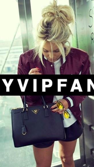 clothes jacket blogger