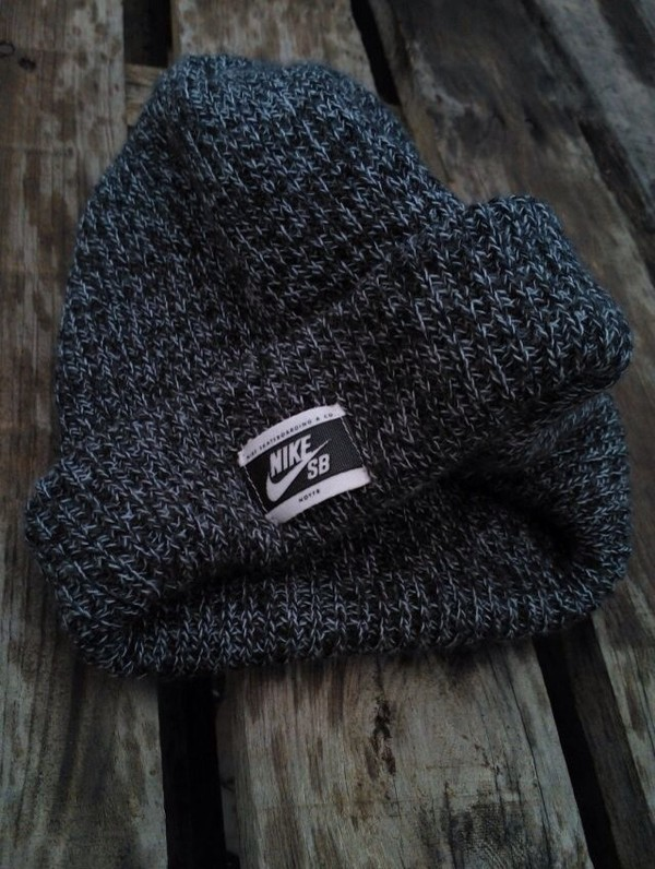 hat beanie nike nike sb cute tumblr dublish swag funny supreme the quiet life sb