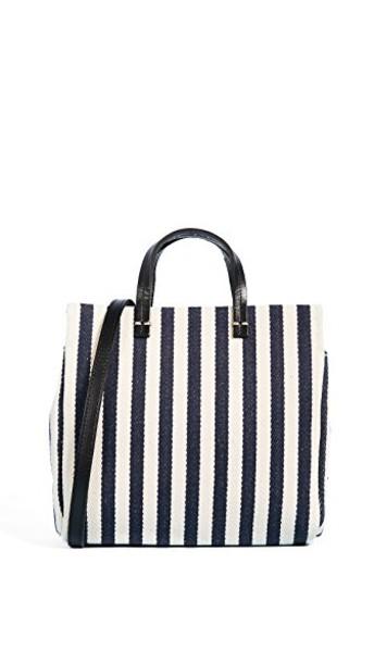 Clare V. navy bag