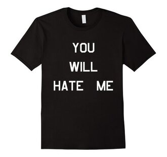 t-shirt hate grunge black tumblr fashion quote on it alternative summer pretty hipster cool swag instagram clothes