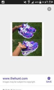 shoes,purple sneakers,huarache,nike,nike sneakers