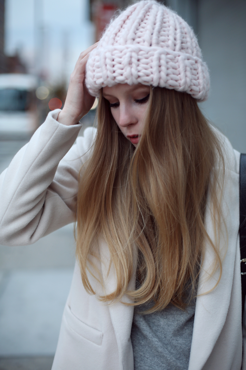 Attack of the giant beanie | Fashion Squad
