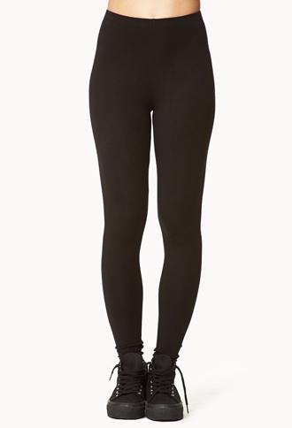 High-Waisted Leggings | FOREVER21 - 2040495615