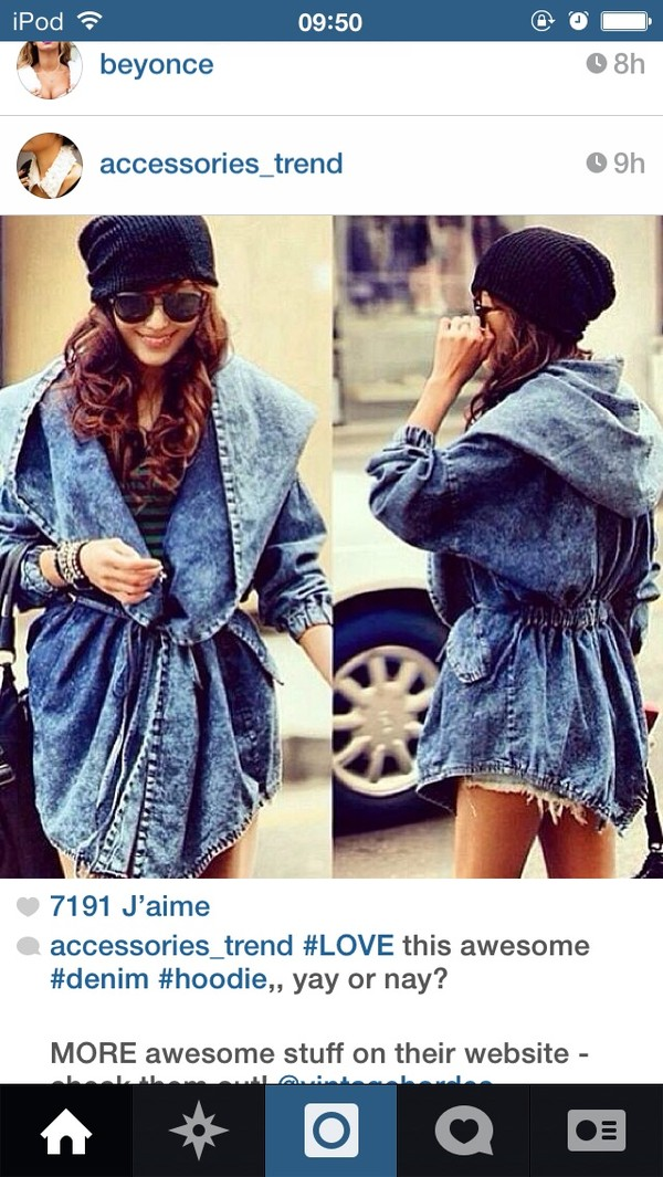 jacket denim jacket cardigan black beanie boyfriend beanie pilot glasses hat sunglasses
