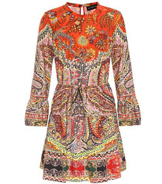 ETRO dress cotton