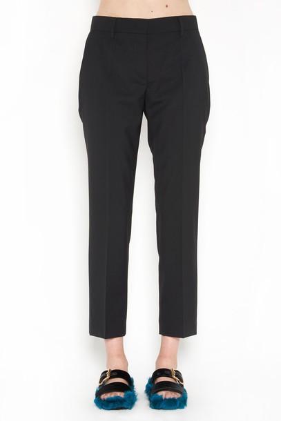 Prada black pants