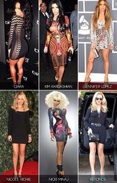 dress,ciara,jennifer lopez,nicole richie,nicki minaj,beyonce,bodycon dress,long sleeve dress,sexy party dresses,little black dress,sequin dress