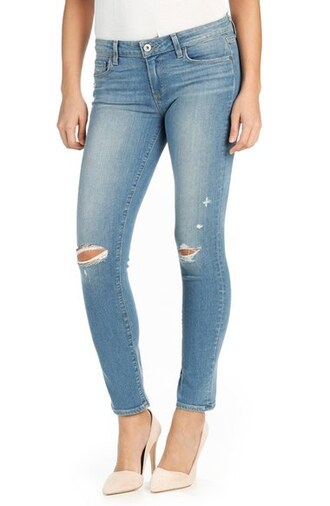 jeans denim paige denim clothes skinny jeans