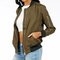 Back to basics bomber jacket