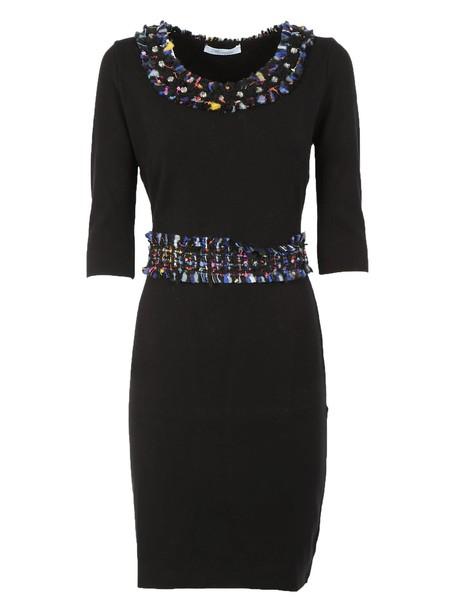 Blumarine dress embellished dress embellished