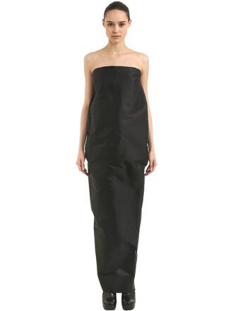 dress strapless dress strapless cotton black