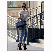 shirt,kim kardashian,shoes