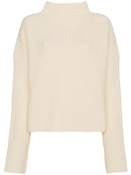 Simon Miller jumper women nude knit sweater