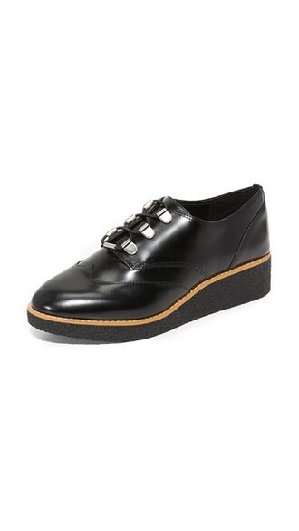 oxfords black shoes