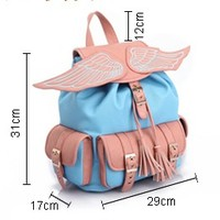 Angel wing backpack · cute harajuku {street fashion} · online store powered by storenvy