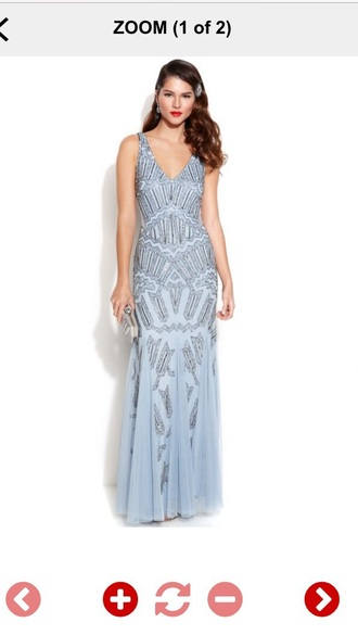 dress prom beaded dress