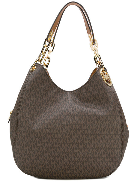 MICHAEL Michael Kors women bag shoulder bag brown