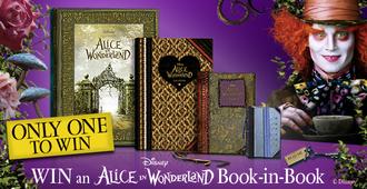 alice in wonderland jewels