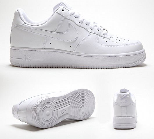 NIKE Air Force 1 Low Trainer | White | Footasylum