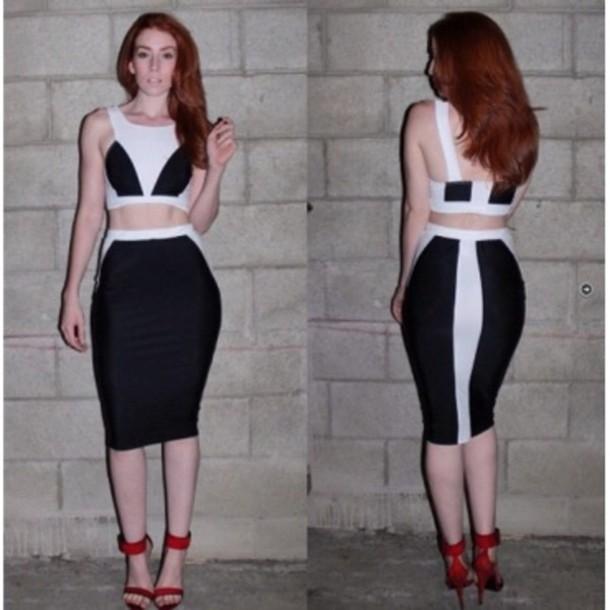 dress two piece dress set midi skirt midi dress classy