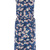 USA Dresses | Multi Lilly Blues Print Midi Dress  | Oasis