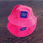 hat,bucket hats.,trap,bucket hat,pink bucket  hat,bucket hat trap