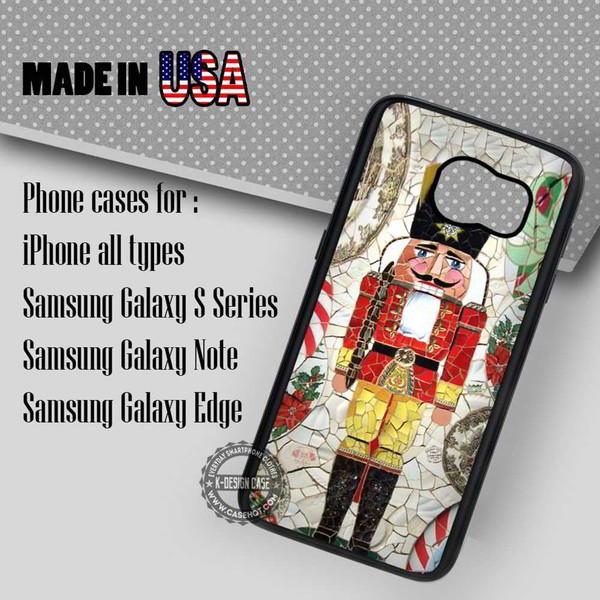phone cover mosaic romance nutcracker