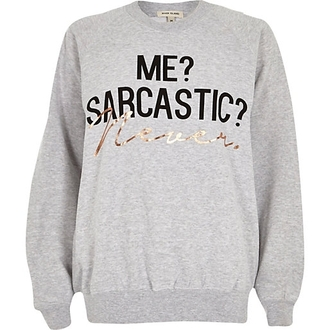 sweater me never teenagers cozy funny sarcastic