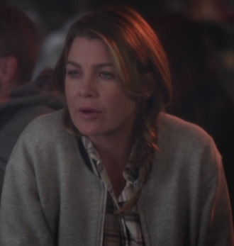 jacket dr. meredith grey ellen pompeo grey's anatomy meredith grey