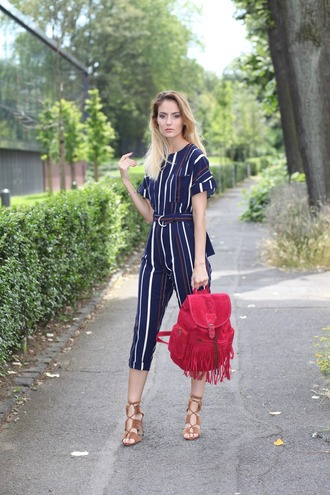 from brussels with love blogger shorts jumpsuit shoes jewels