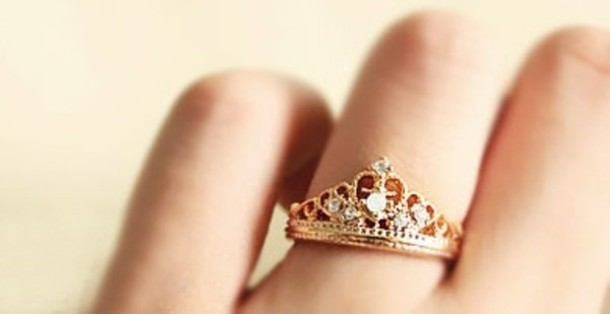 jewels crown ring jewelry diamonds