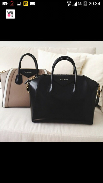 bag givenchy bag givenchy black bag style tan purse black designer bag leather bags and purses