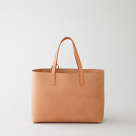 Mansur Gavriel Small Leather Tote | Women's Handbags | Steven Alan