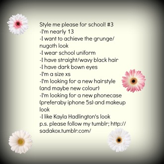 cardigan nu goth pale soft grunge grunge school uniform back to school kayla hadlington style me phone cover hair accessory school girl goth uniform straight jeans hairstyles iphone 5s make-up victoria's secret dark hair pink by victorias secret