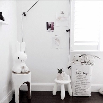 home accessory lamp miffy hipster all white everything home decor kids room bunny sweater it girl shop white hippie instagram warm oversized sweater