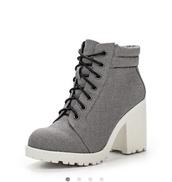 shoes,grey,white,platform shoes,white platforms,heels,white heels,fashion,style,stylish