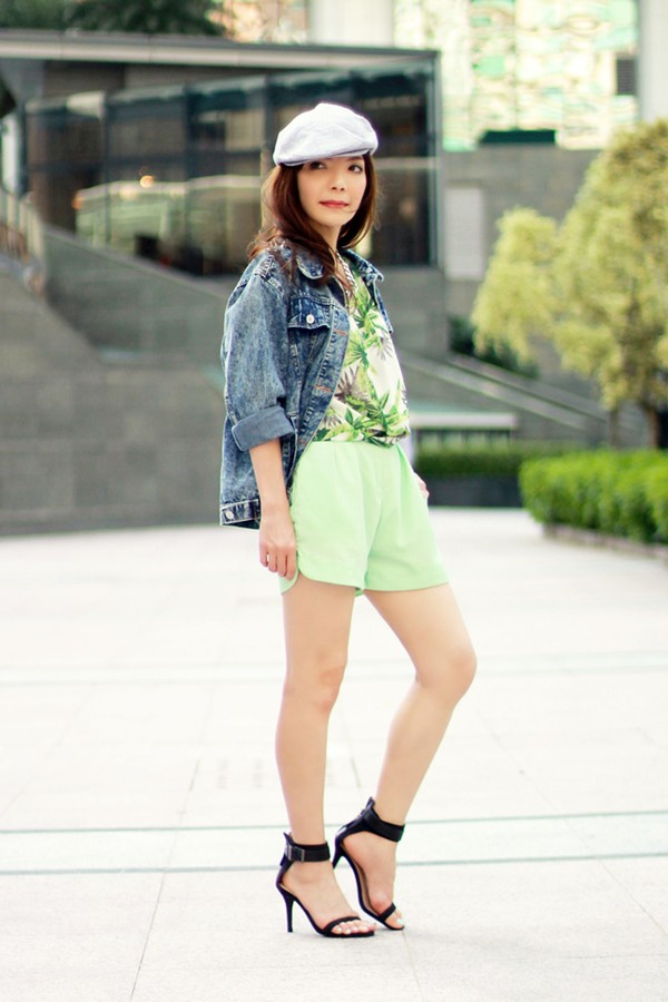 mochaccinoland top jacket jewels shoes