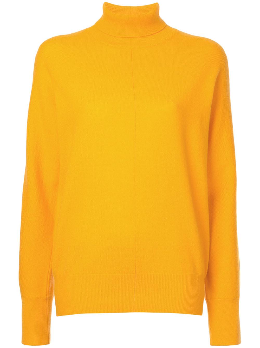 Желтый Джемпер Купить Доставка