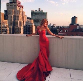 dress red dress red prom dress prom prom dress prom gown long prom dress elegant