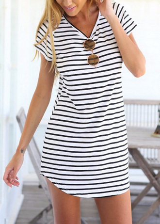 dress stripes striped shirt
