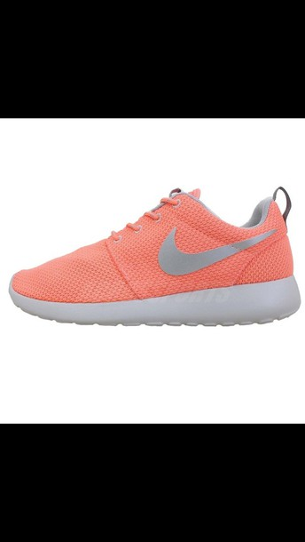 shoes, nike, atomic pink, pink, nike shoes, roshe runs, nike roshe run, nike  roshe run, pink triangles, dope, yellow, girl, nike running shoes, new  balance, ...