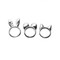 Cute animals rings set – holypink