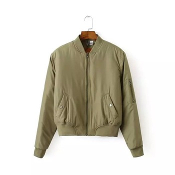 Bomber Jackets Nail need-right-now 90s style in a bad ass bomber jacket. The easiest way to add an eclectic edge to an outfit, bomber jackets come in must-have khaki's, brights and pastels to add a powerful pop of colour.