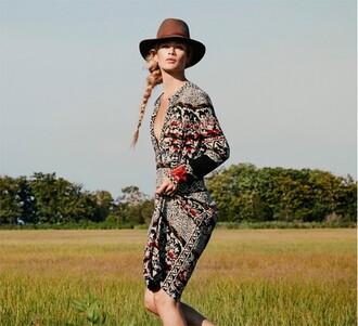 carolyn murphy dress fall outfits
