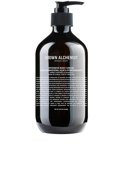 Grown Alchemist body cream underwear